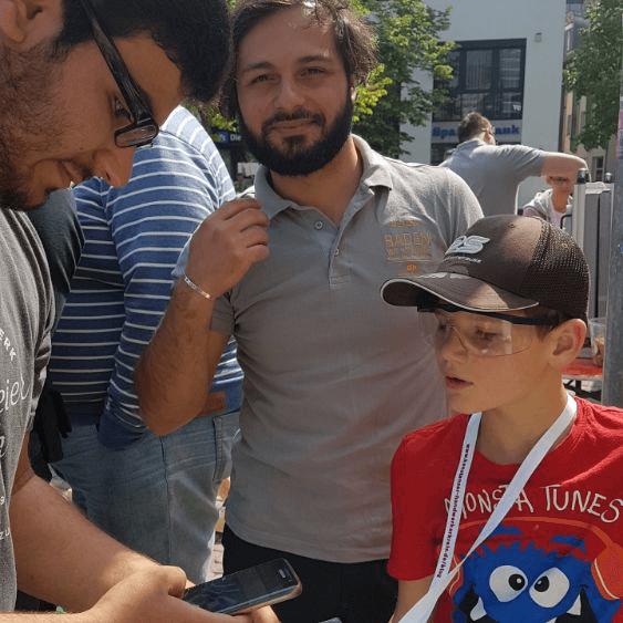 Handwerkertag 2018 - Der erste Rückblick in Bildern