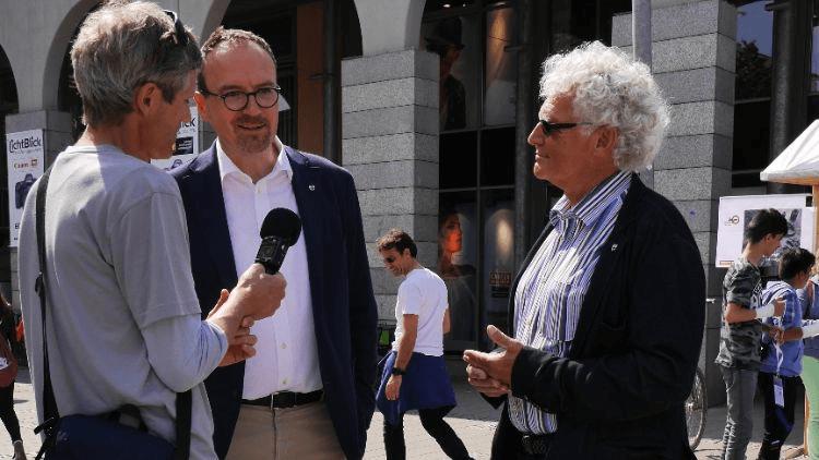 Handwerkertag 2018 - Uli Burchardt und Friedhelm Schaal im Interview/ Part 4