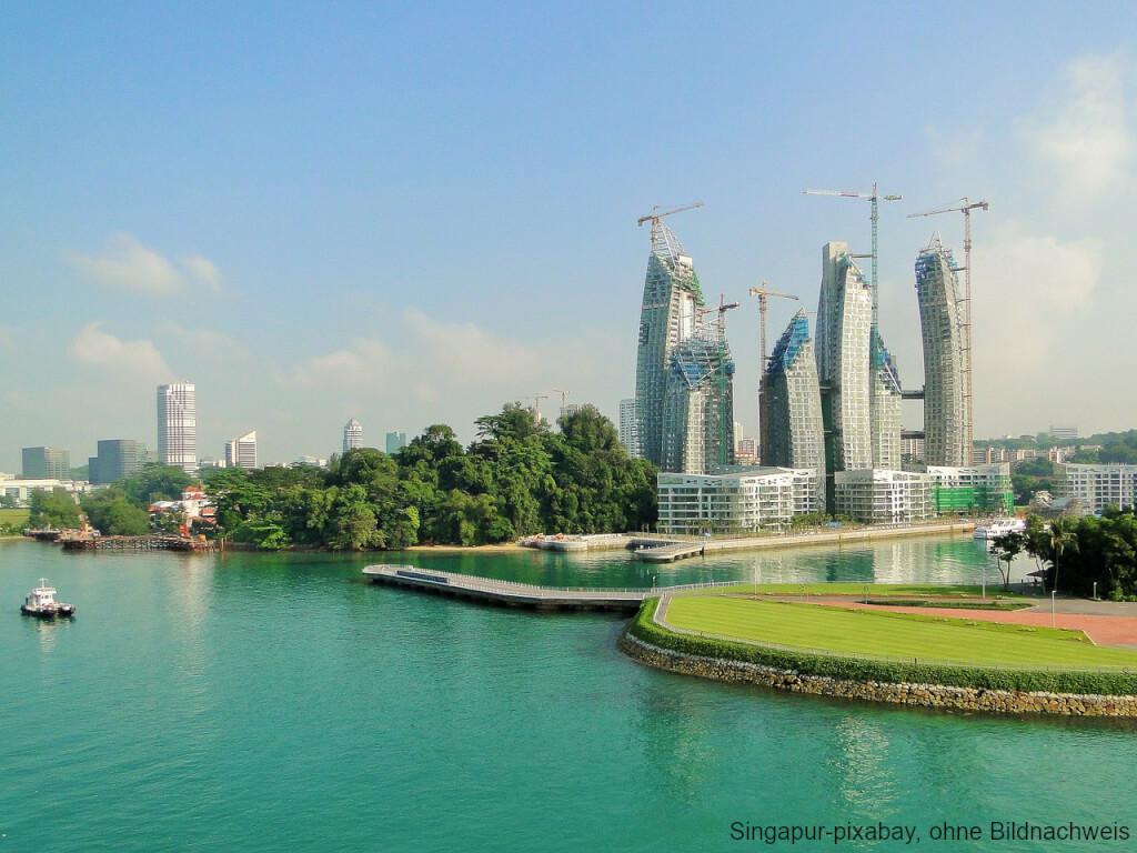 Singapur Homepage