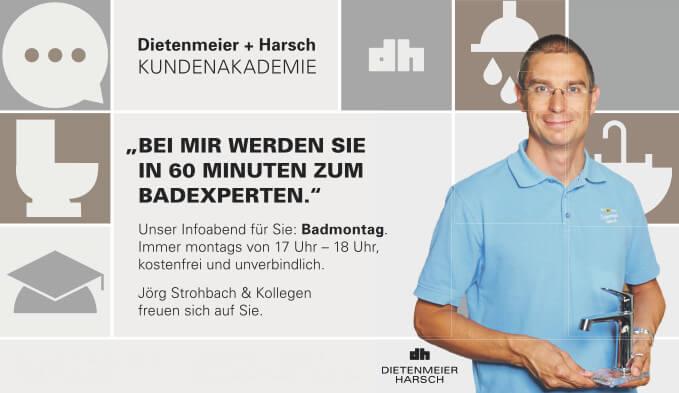 Kundenakademie : Der Badmontag
