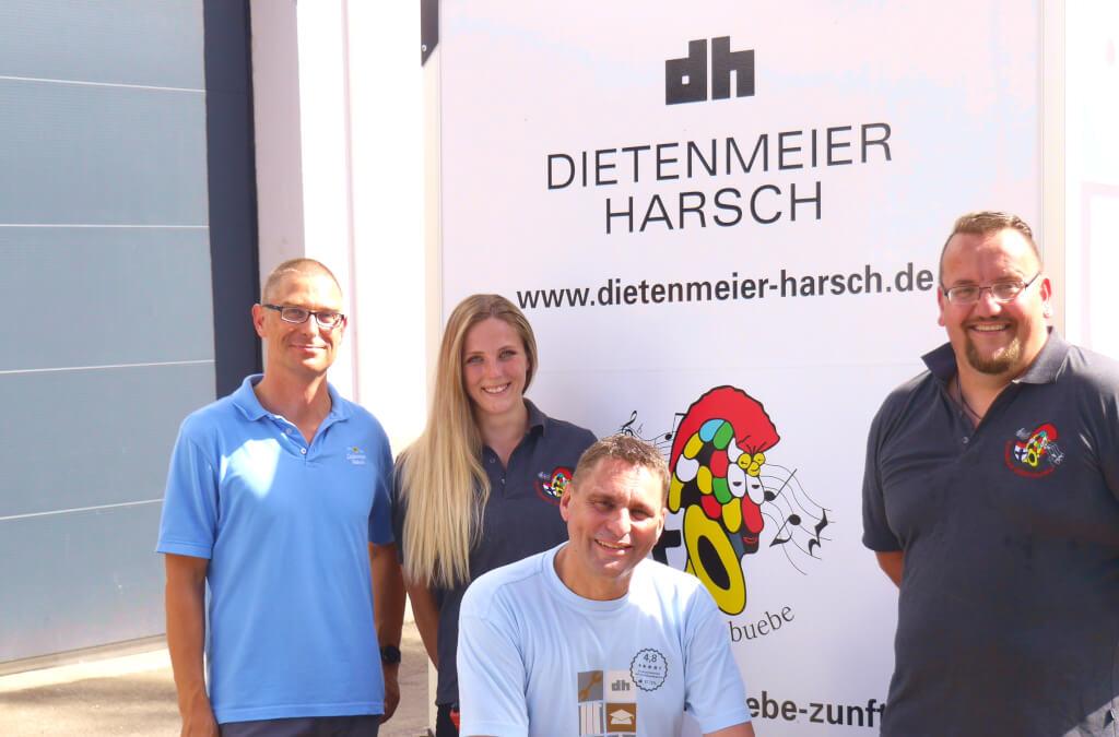 d+h meets Fanfarenzug