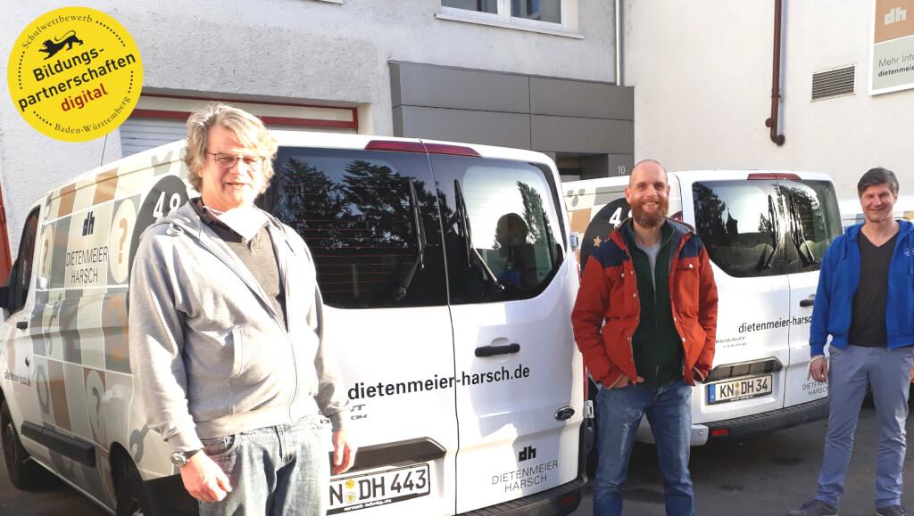 Sonderpreis bei digitalem Wettbewerb: Unsere Kooperation mit der Gebhardsschule in Konstanz