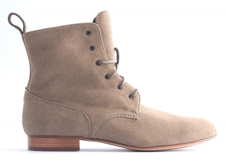 Vegane Schuhe – Pascal Wettstein von Aesthetical