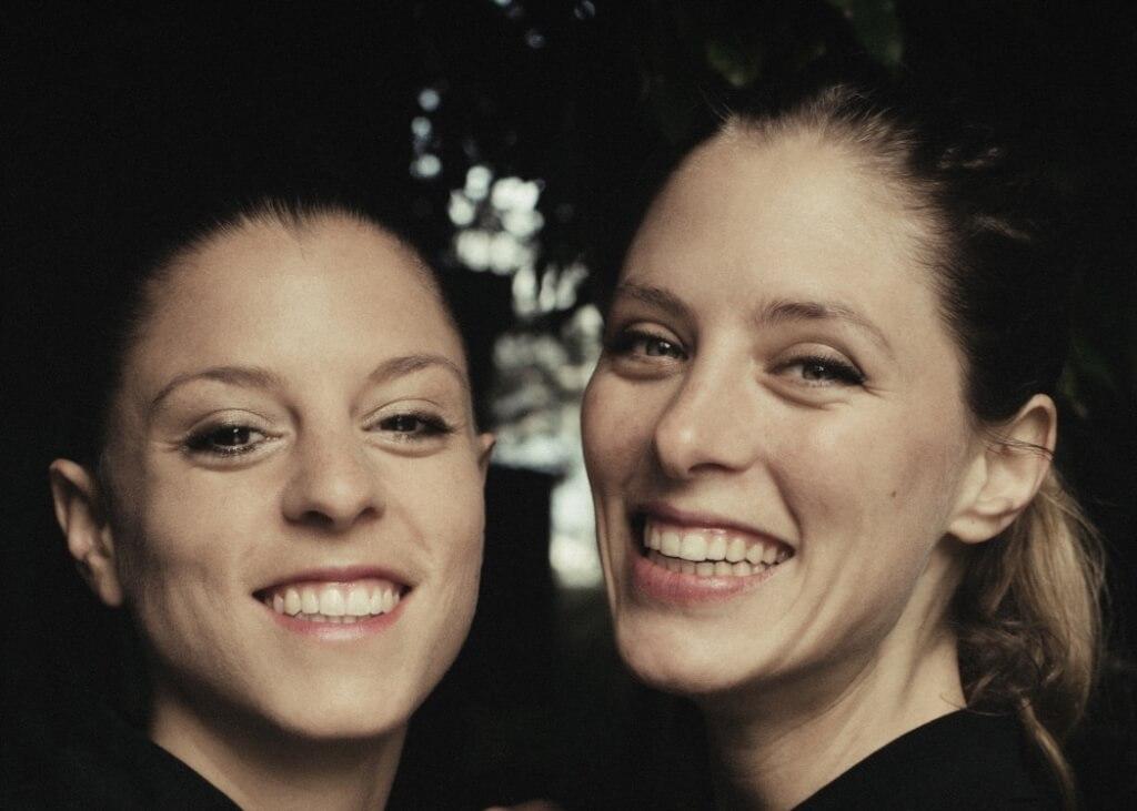 Laura und Fabia Löw von der Schokoladenmanufaktur Löw Delights