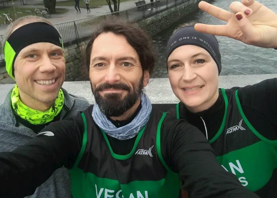 Vegan Runners Zurich – Lauftreff für VeganerInnen und Veganinteressierte