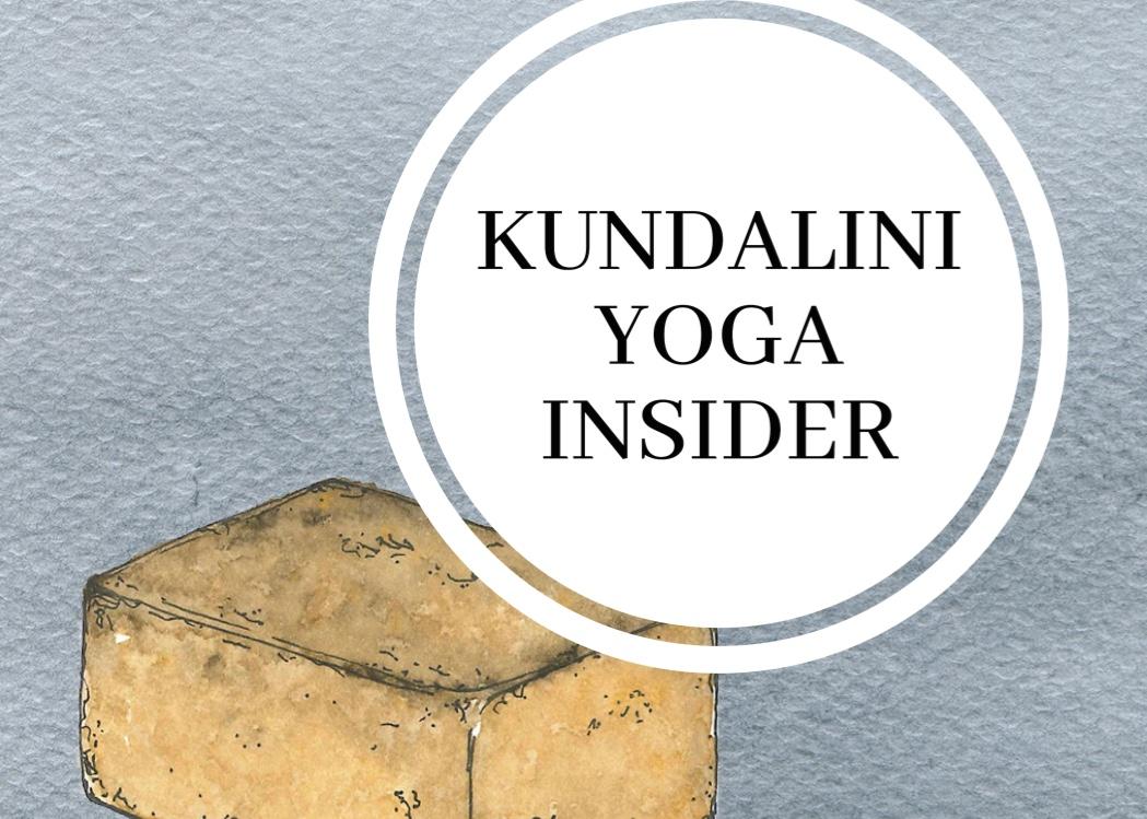 Kundalini Yoga Insider: Infos und Wissen aus dem Kundalini Yoga
