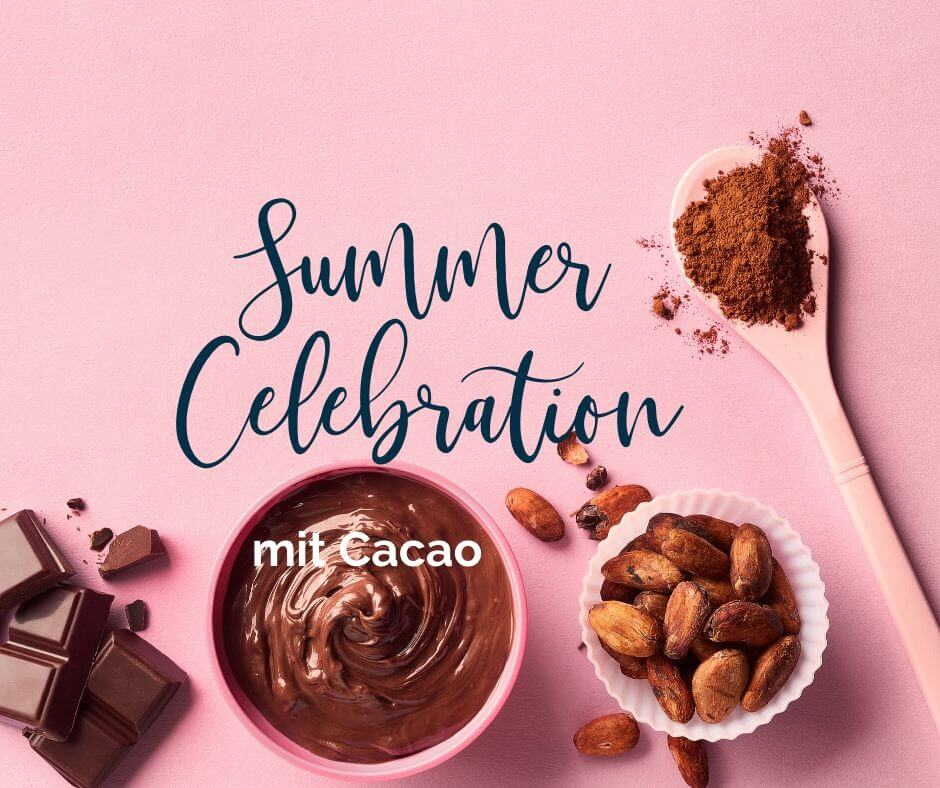 Summer Celebration with Cacao