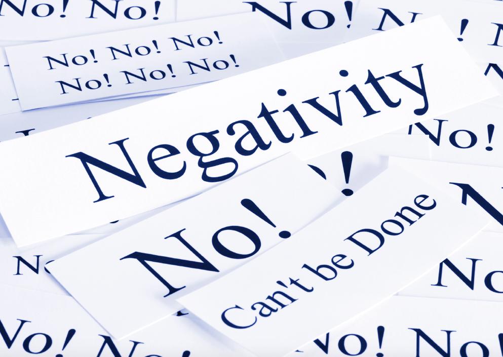 Negative Gedanken zügeln