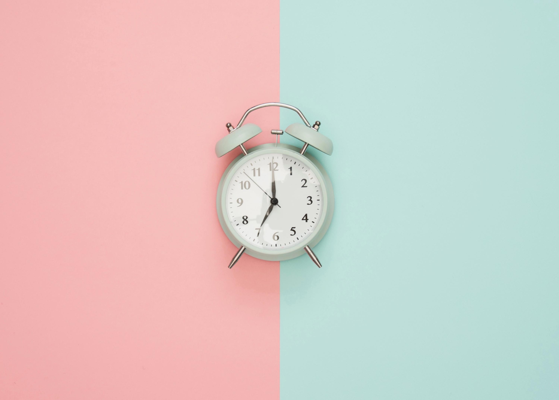 Wie ist dein Verhältnis zur Zeit?