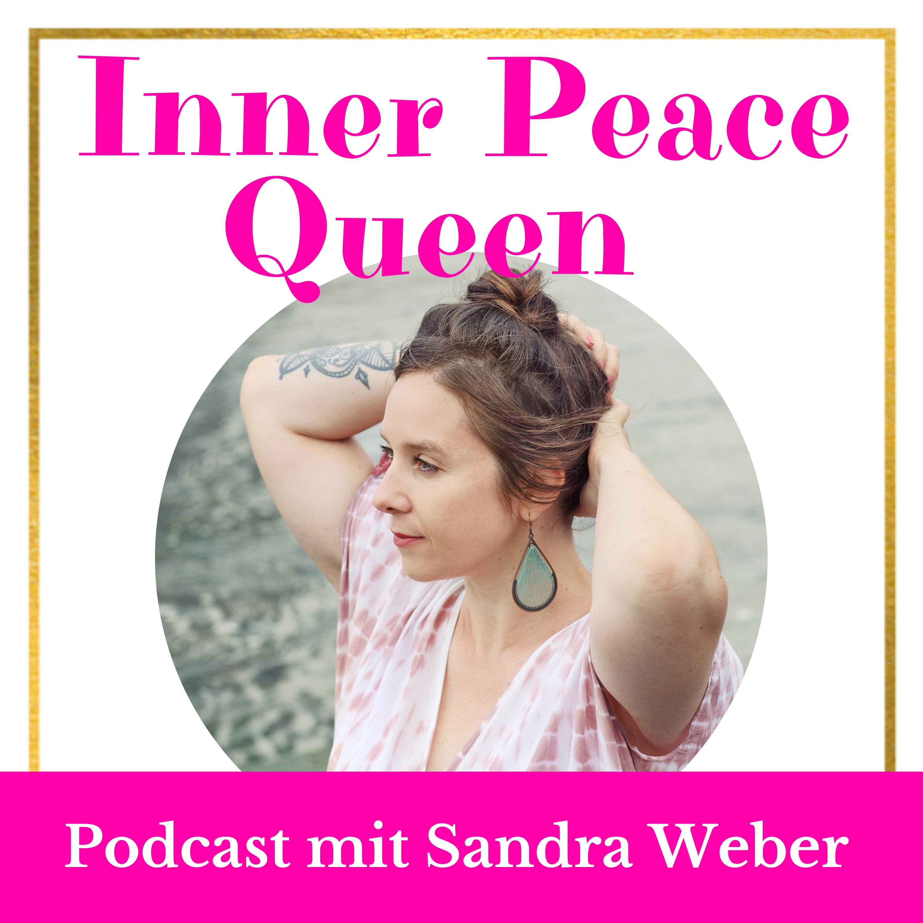 Cover Inner Peace Queen Podcast