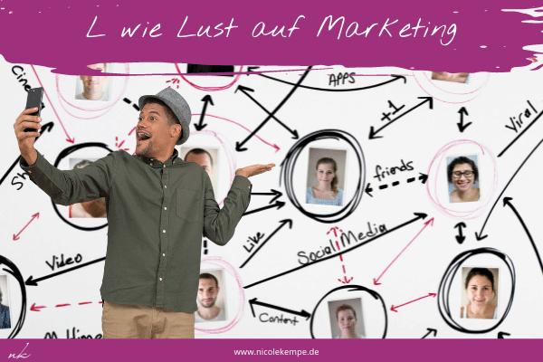 mehr Sichtbarkeit durch Lust auf Social Media Marketing
