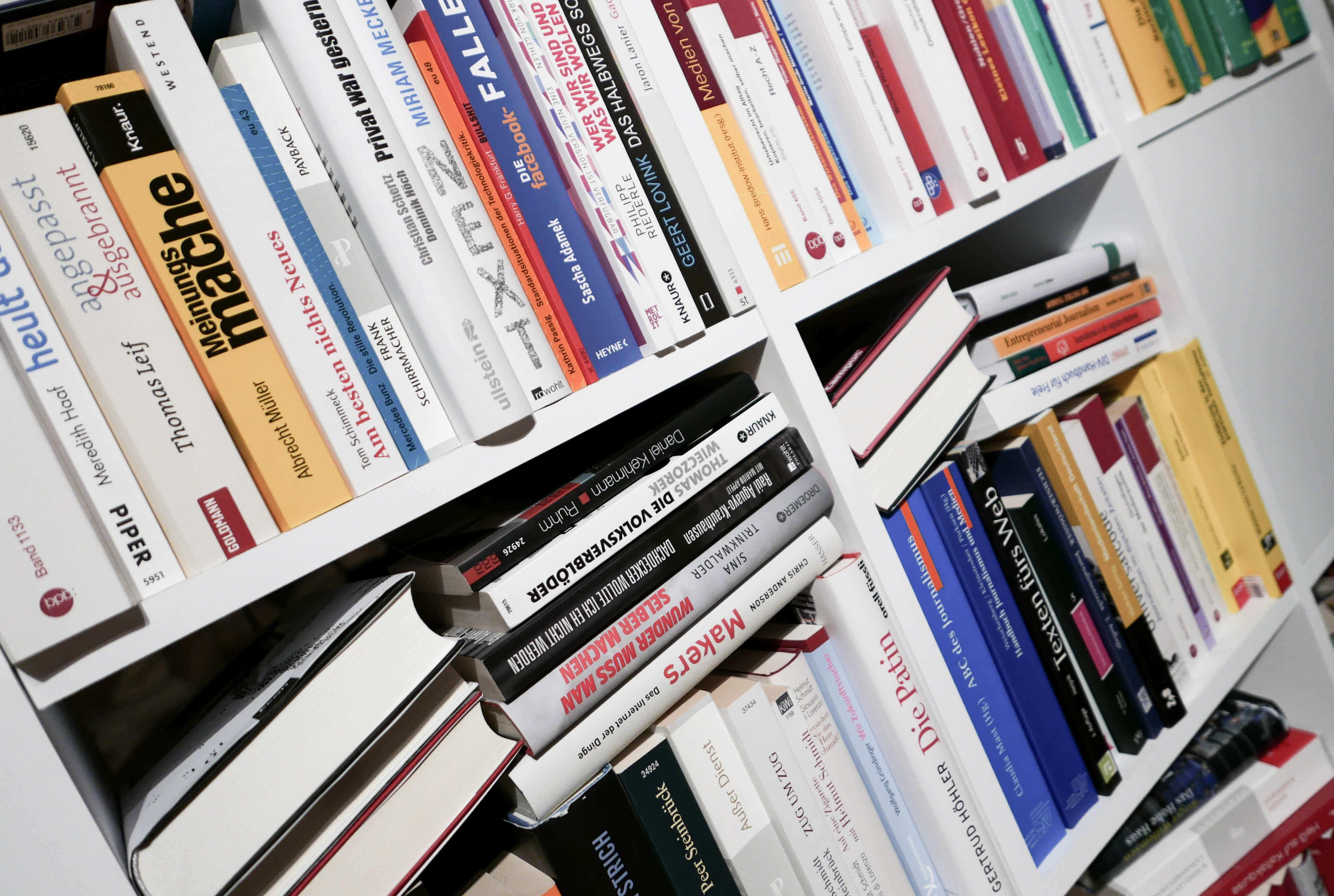 Bücher, Zeitungen, Magazine: Mein Print-Jahr 2014 [+Gewinnspiel]