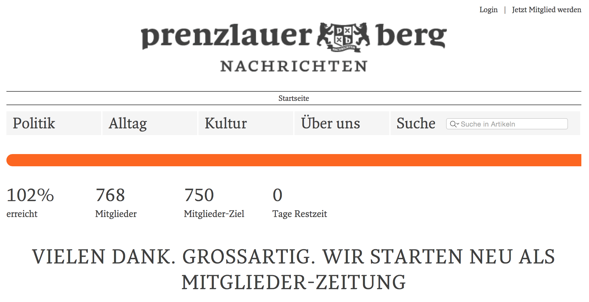 """""""PBN"""" – knapp geschafft ist auch nicht toll"""