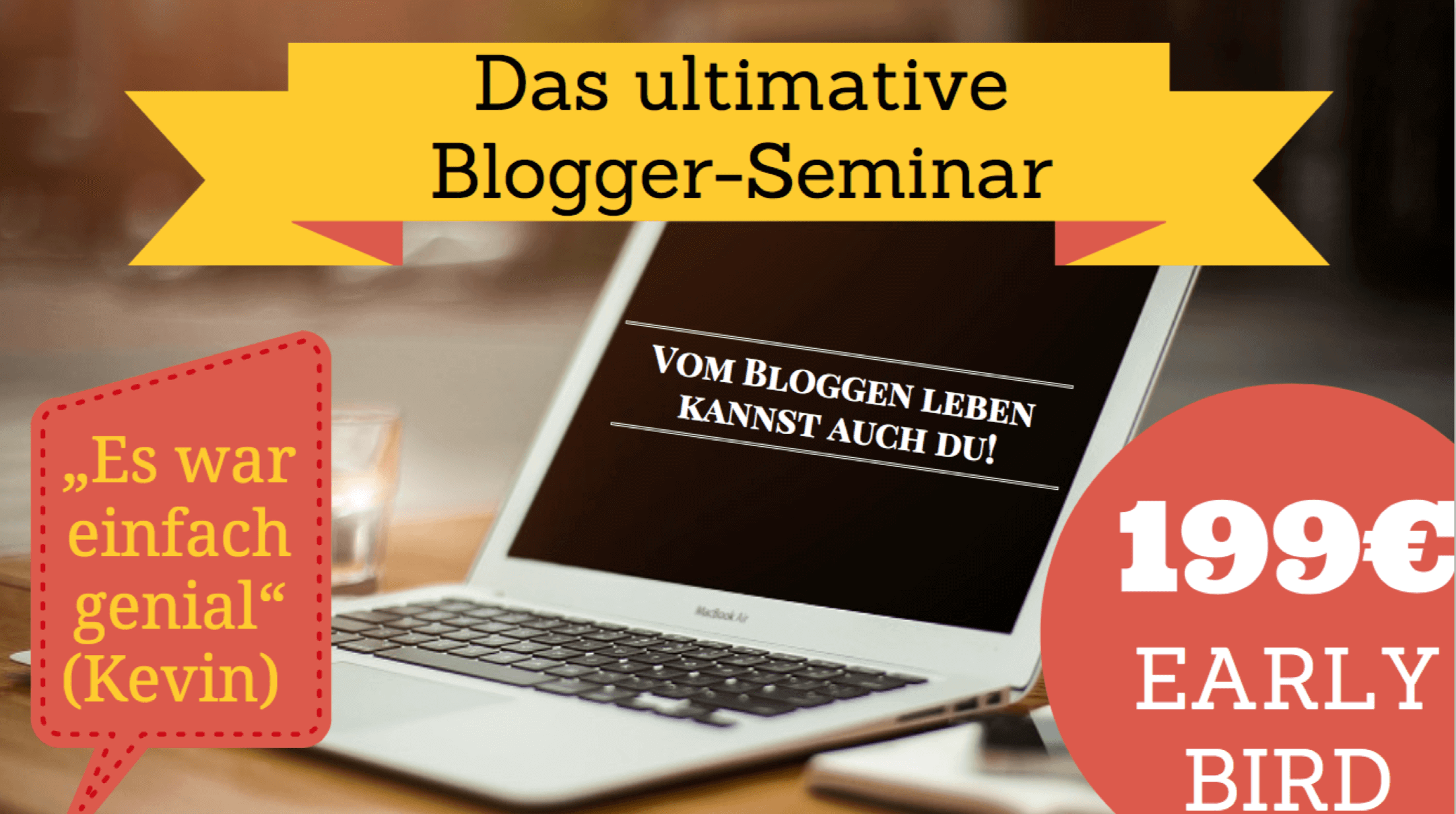 Über Blogger, die Bloggern das Bloggen beibringen