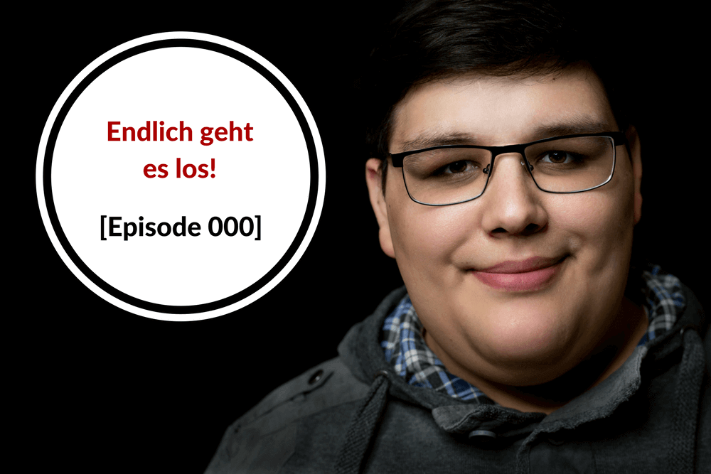Willkommen beim Selbstmarketing-Podcast
