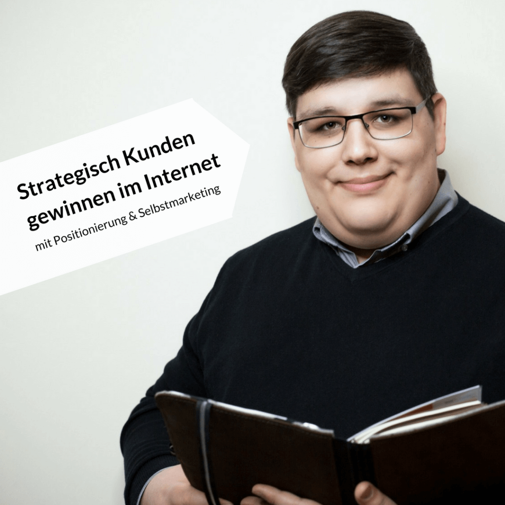 Julian Heck | Strategiecoach für Positionierung & Selbstmarketing | Personal Branding | Digitale Kundengewinnung