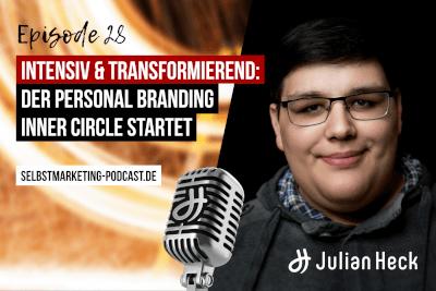 Intensiv & transformierend: Der Personal Branding Inner Circle startet!