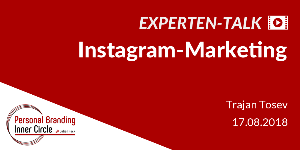 Experten-Talk: Instagram Marketing fürs Branding