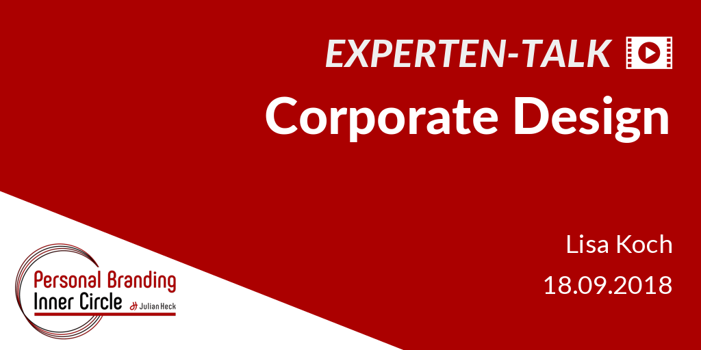 Experten-Talk: Corporate Design