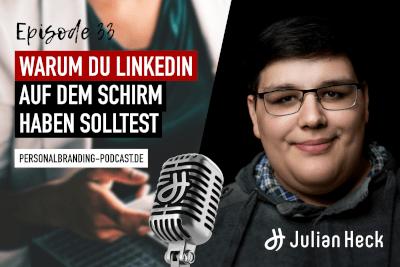Warum du als Unternehmer LinkedIn auf dem Schirm haben solltest