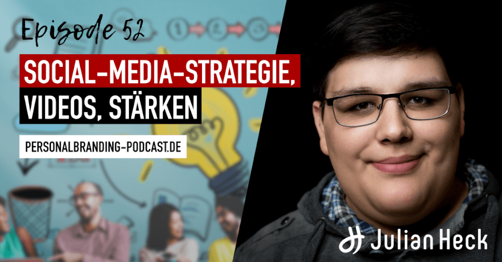 Social-Media-Strategie, Videos, Stärken