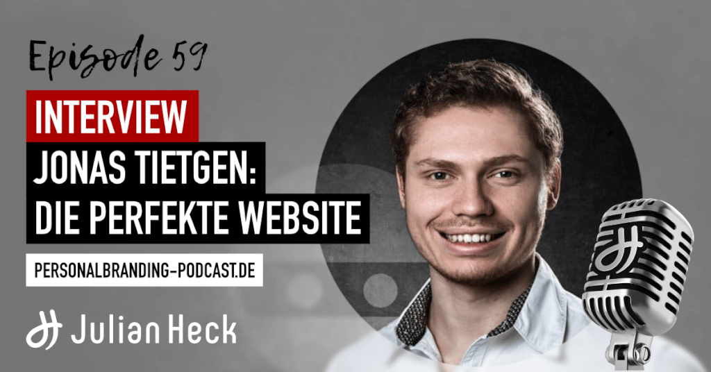Interview mit Jonas Tietgen: Was eine perfekte Website ausmacht
