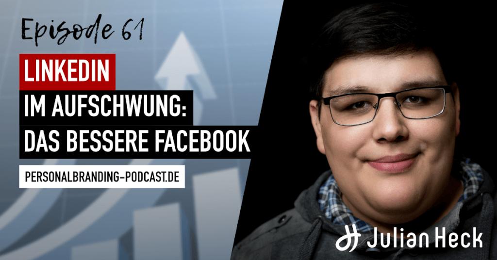 LinkedIn im Aufschwung: Das bessere Facebook