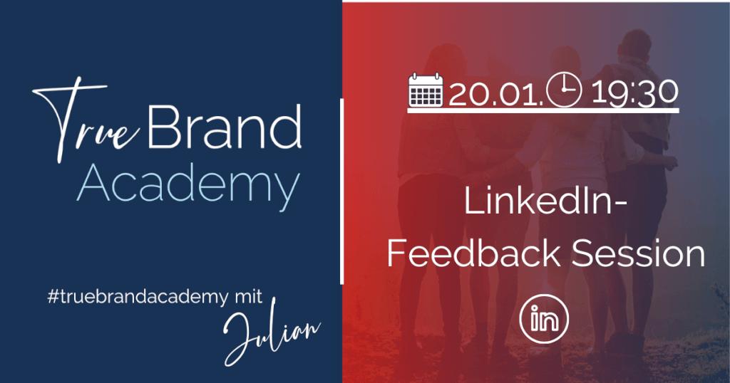 LinkedIn-Feedback-Session (20.01.2021)
