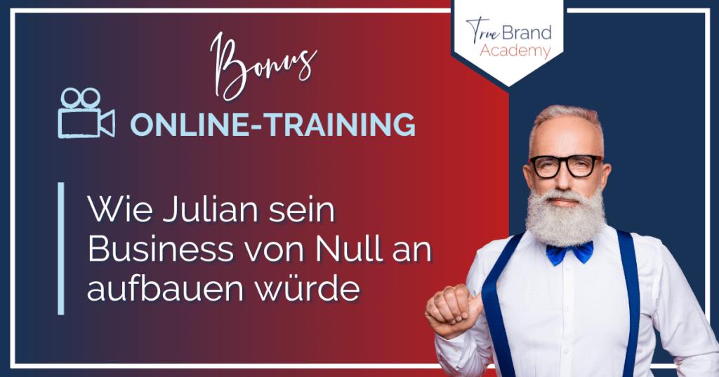 Bonus-Training