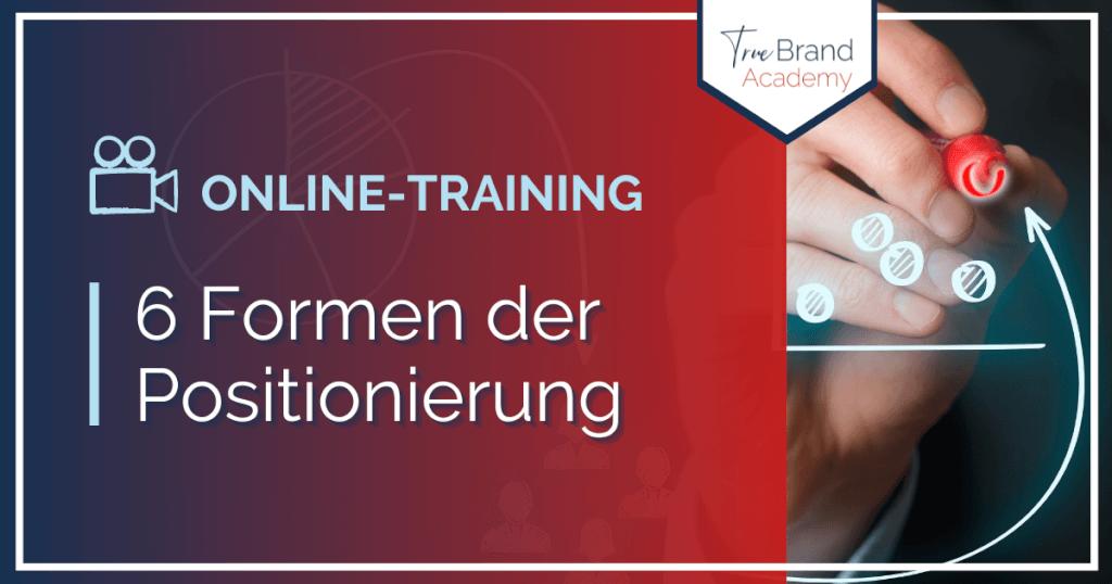 Online Training Positionierung 19.11.2020 2