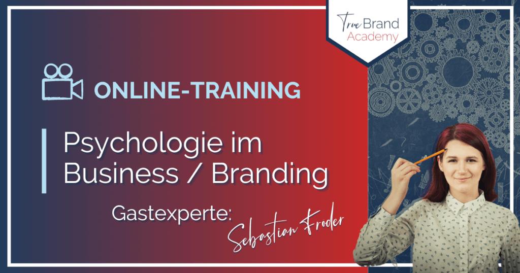 Online Training Psychologie im Business 10.06.2021