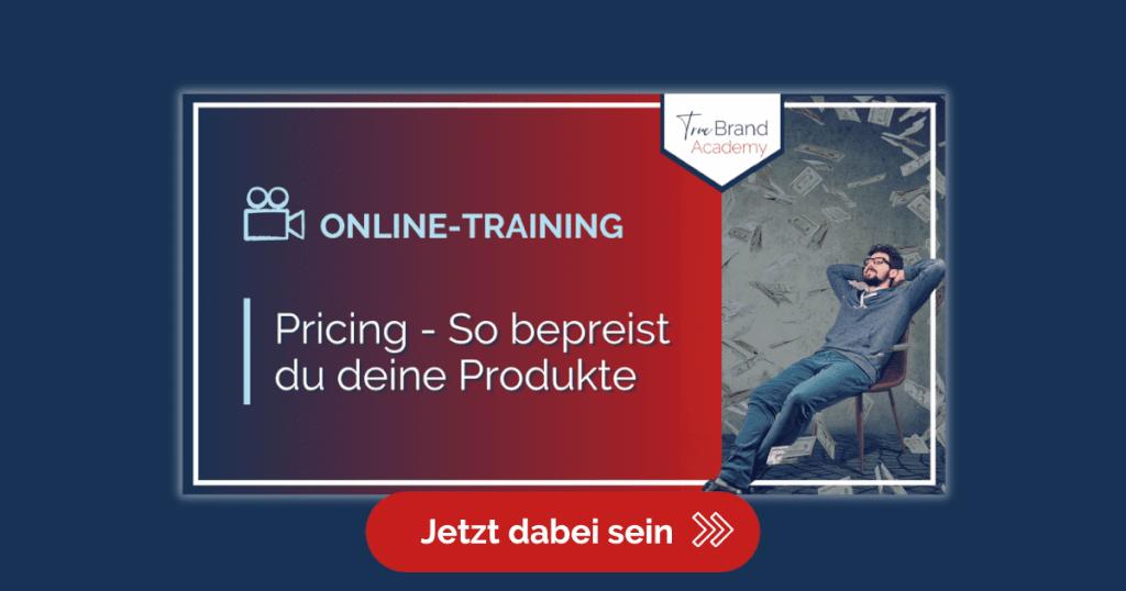 Werbung Blog Pricing