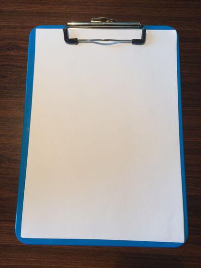 Generation Y und ein weißes Blatt Papier