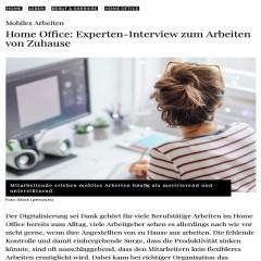Experten-Interview