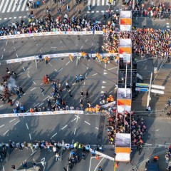 Ent-täuscht: Was ich beim Marathonlauf über mich und New Work gelernt habe