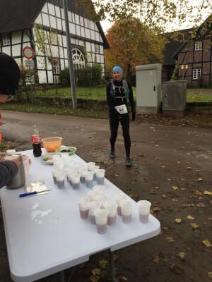 Lipperland Marathon Verpflegung