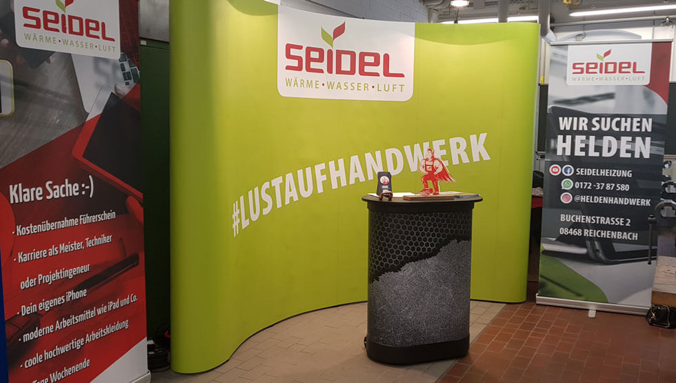Seidel Heizung & Bad macht Lust auf Handwerk