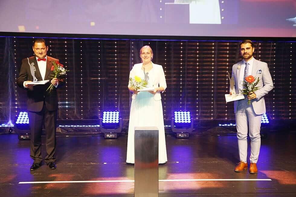 2020 22 Pressebild Marcel Seidel links Seidel Heizung und Bad Finalisten gewonnen Grosser Preis des Mittelstandes 2020 Foto Boris Loeffert OPS web