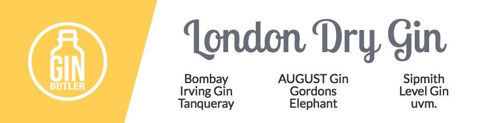 Gin Sorten London Dry Gin