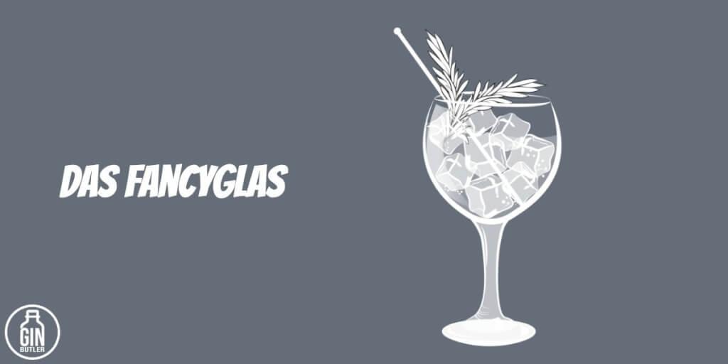 Gin Glas   Fancyglas Cocktailsglas Gin Butler
