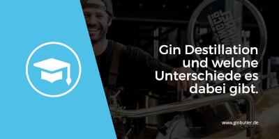 Gin Destillation – Der Unterschied zwischen Mazeration und Perkulation