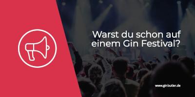 Beim Gin Festival dreht sich alles um den Gin