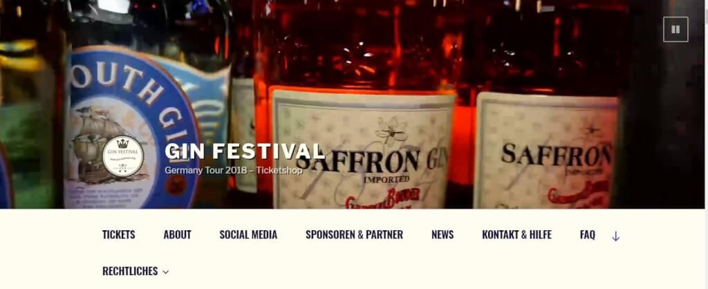 Gin Festival Gin Festival Germany 1