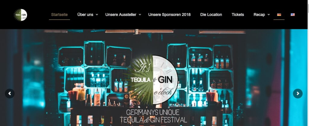 Gin Festival Tequila Gin Festival 1
