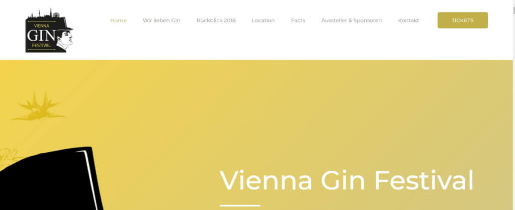 Gin Festival Vienna Gin Festival 1