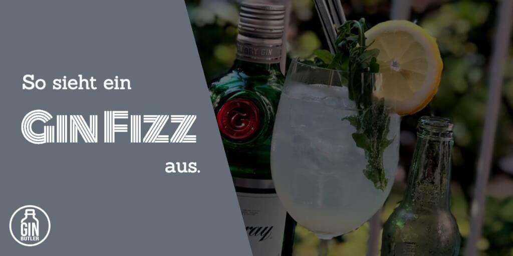 Gin Fizz vs Tom Collins   Gin Fizz Bild Gin Cocktail