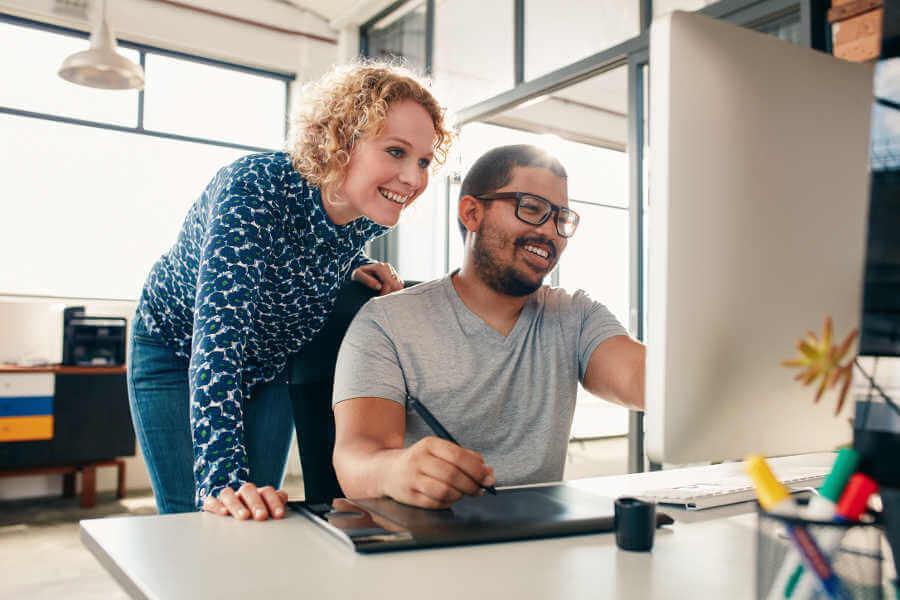 Anwender verlangen unkomplizierte und professionelle IT Lösungen.