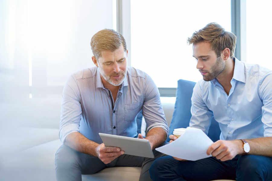 Ziel ist Mobile Computing für den Anwender einfach zu machen.