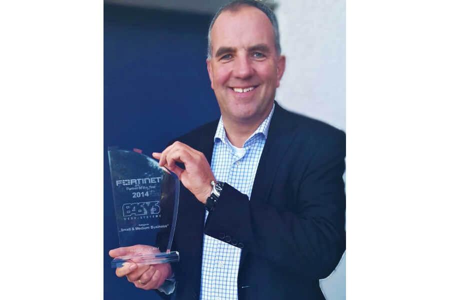 2014 Auszeichnung von BASYS als Fortinet Partner-of-the-Year