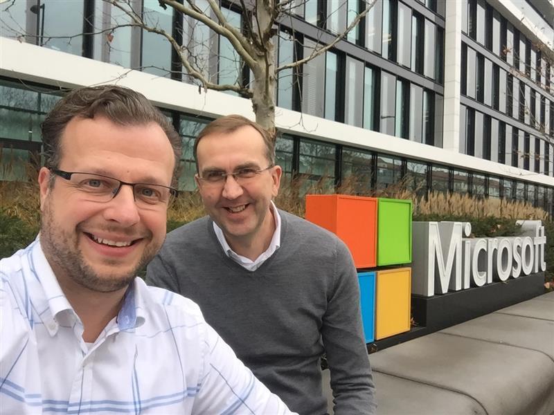 Basys IT Spezialisten bei Microsoft in München